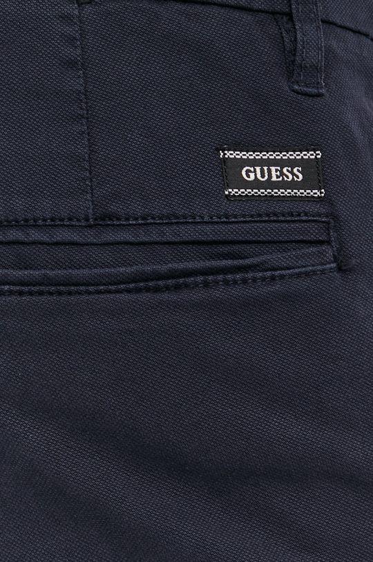modrá Guess - Kalhoty