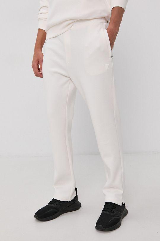 Guess - Spodnie biały