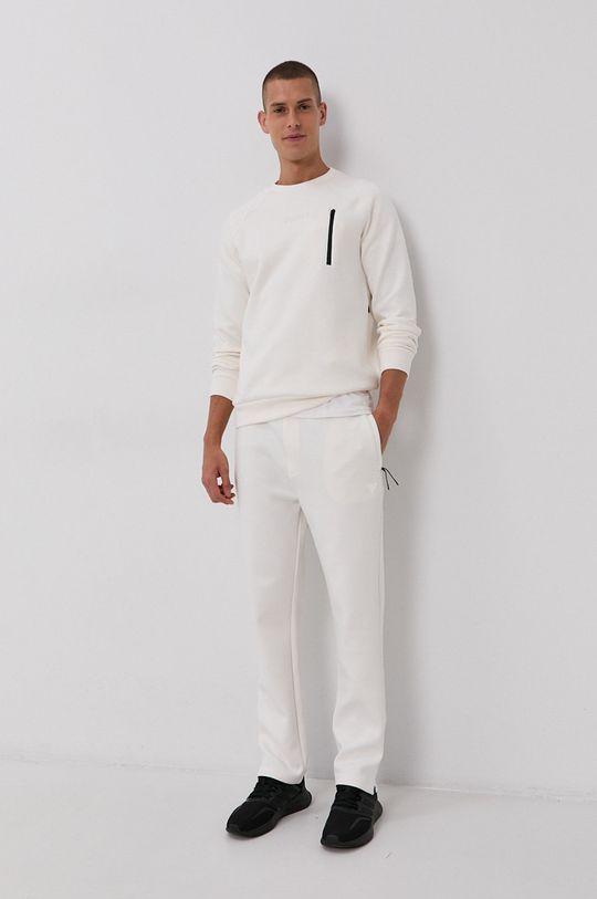 biały Guess - Spodnie