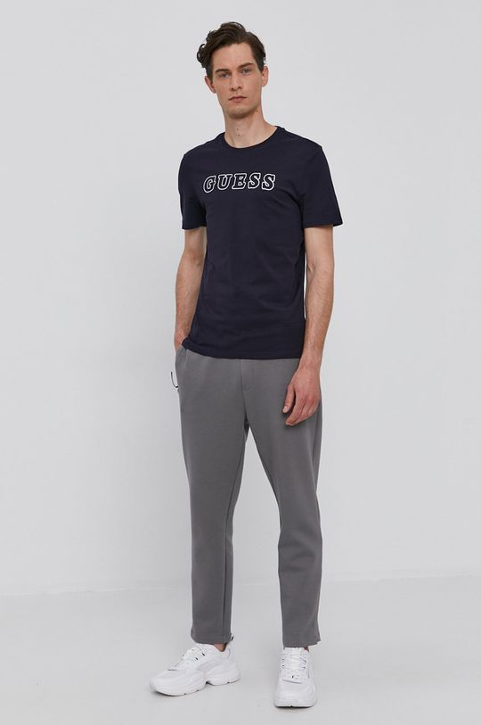 Guess - Kalhoty šedá