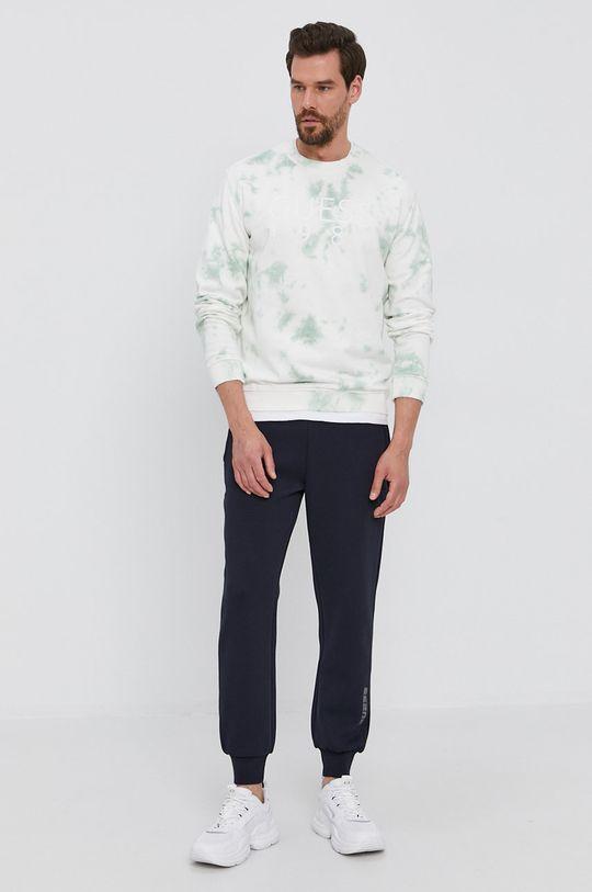 Guess - Kalhoty námořnická modř