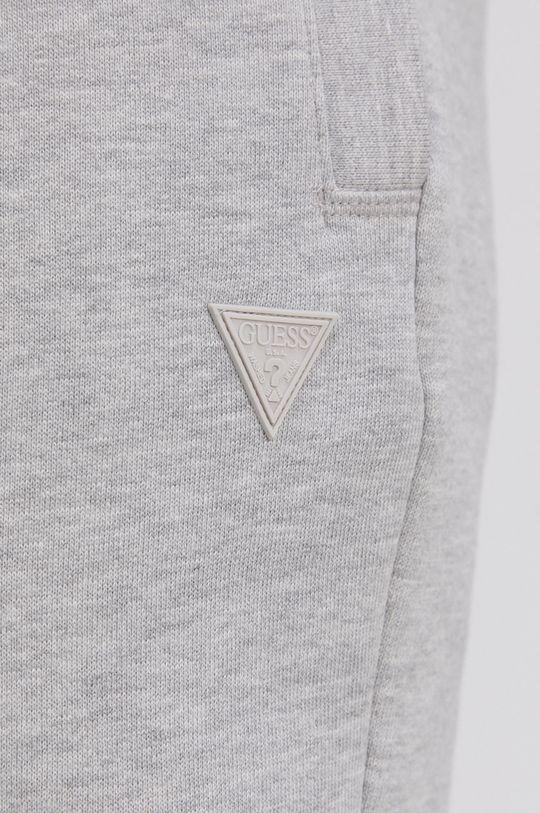 světle šedá Guess - Kalhoty
