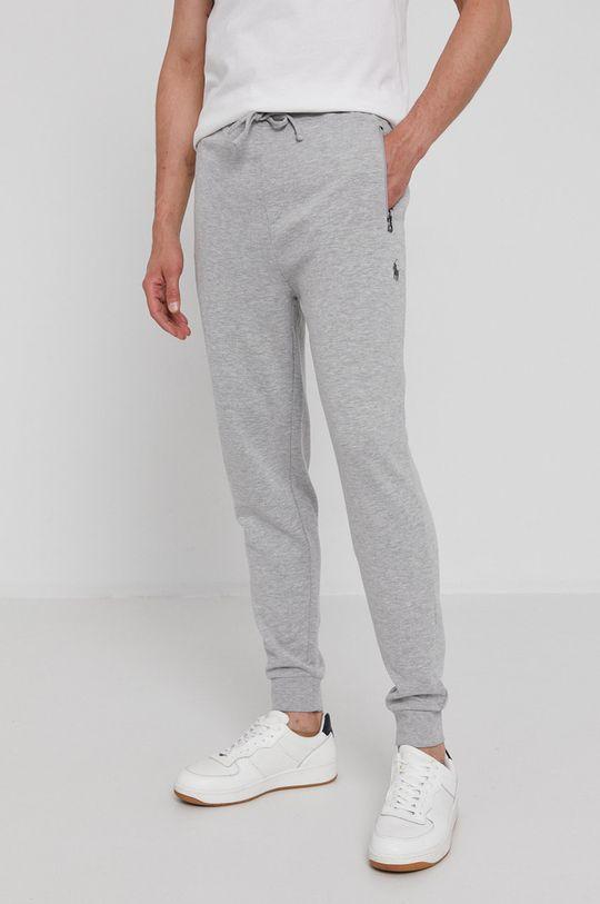 jasny szary Polo Ralph Lauren - Spodnie Męski