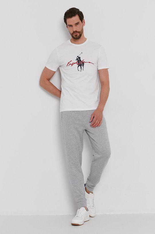 Polo Ralph Lauren - Spodnie jasny szary