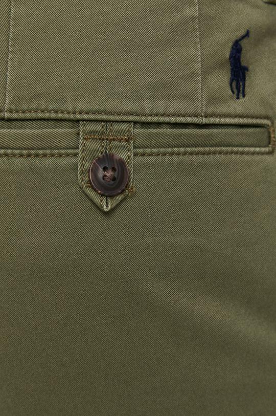 oliwkowy Polo Ralph Lauren - Spodnie