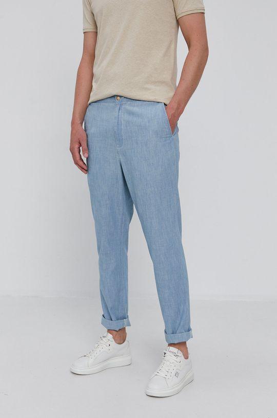 světle modrá Polo Ralph Lauren - Kalhoty Pánský