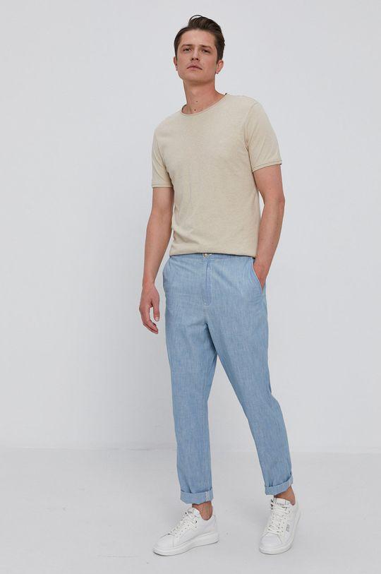Polo Ralph Lauren - Kalhoty světle modrá
