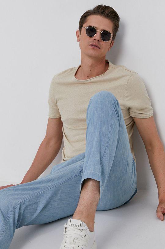 světle modrá Polo Ralph Lauren - Kalhoty