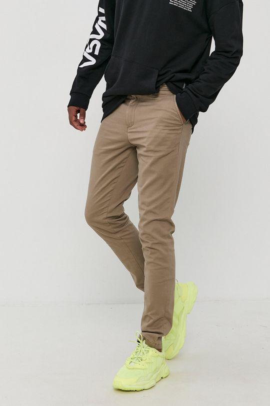 beżowy Produkt by Jack & Jones - Spodnie Męski