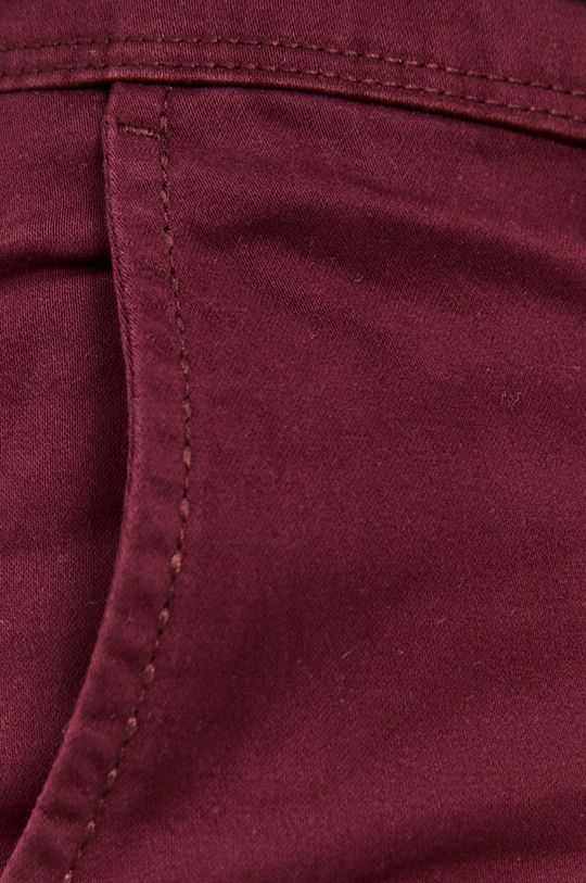 mahoniowy Produkt by Jack & Jones - Spodnie