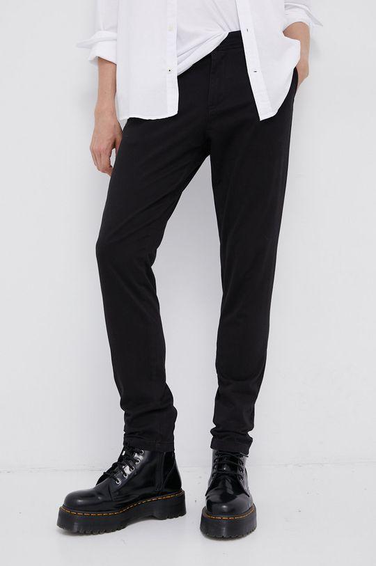 czarny Produkt by Jack & Jones - Spodnie Męski