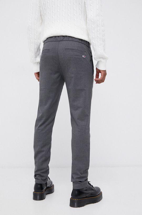 Tommy Jeans - Spodnie 2 % Elastan, 64 % Poliester, 34 % Wiskoza
