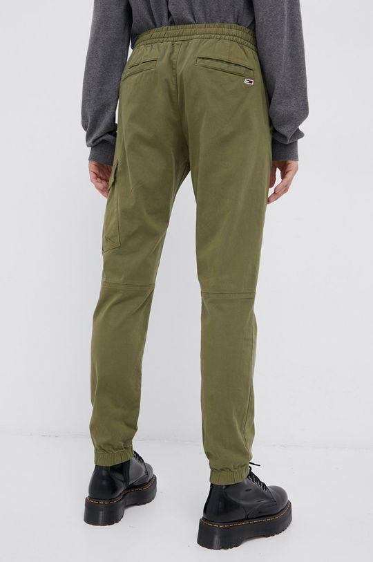 Tommy Jeans - Spodnie 98 % Bawełna, 2 % Elastan