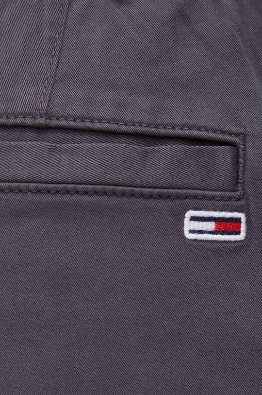 grafitowy Tommy Jeans - Spodnie