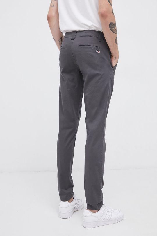 Tommy Jeans - Spodnie szary