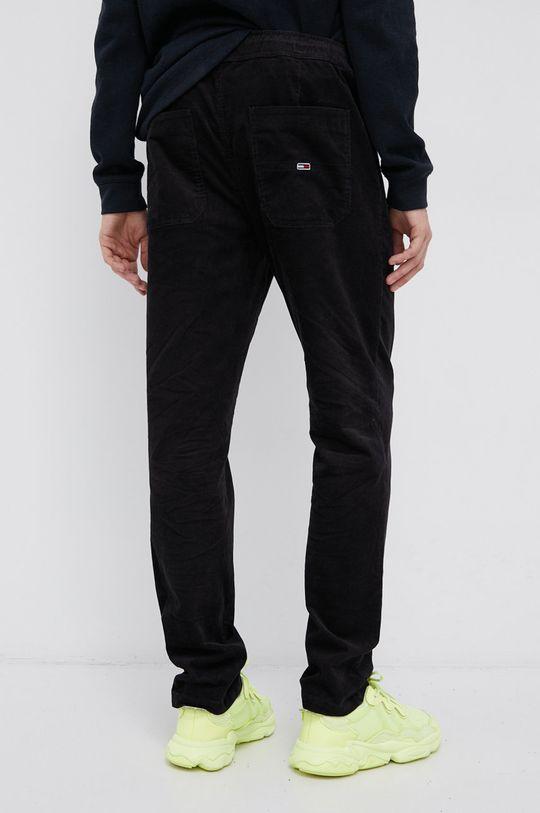 Tommy Jeans - Spodnie sztruksowe 98 % Bawełna, 2 % Elastan