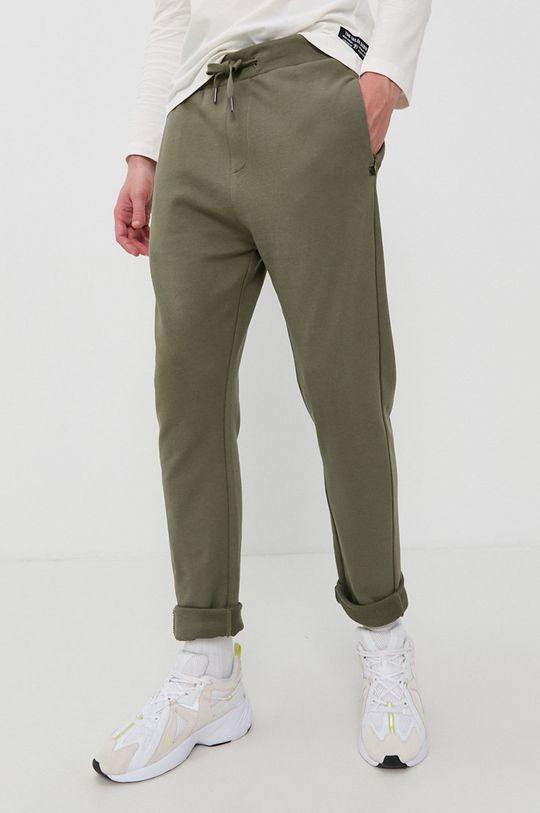Tom Tailor - Pantaloni verde