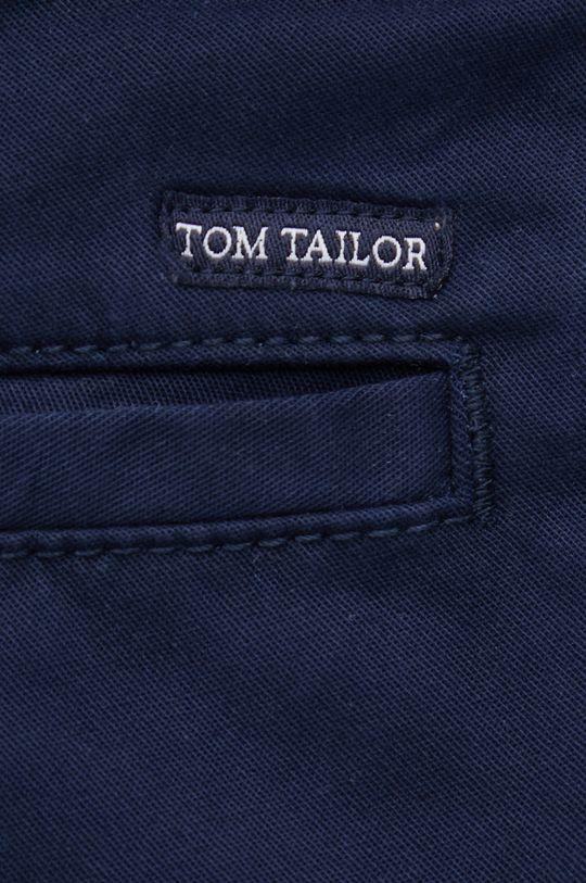 granatowy Tom Tailor - Spodnie