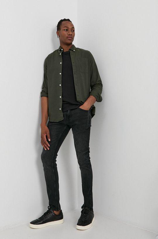 Tom Tailor - Jeansy czarny