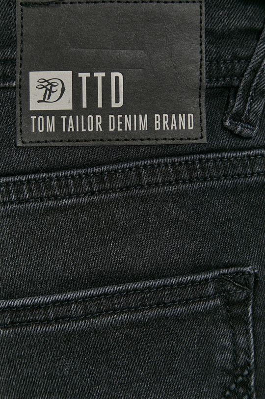 czarny Tom Tailor - Jeansy