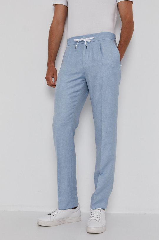 modrá Hugo - Kalhoty Pánský