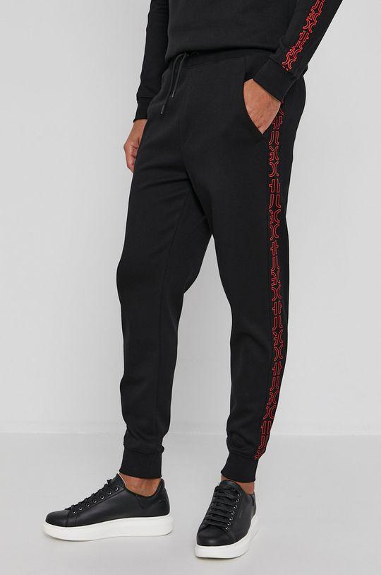 černá Hugo - Kalhoty Pánský