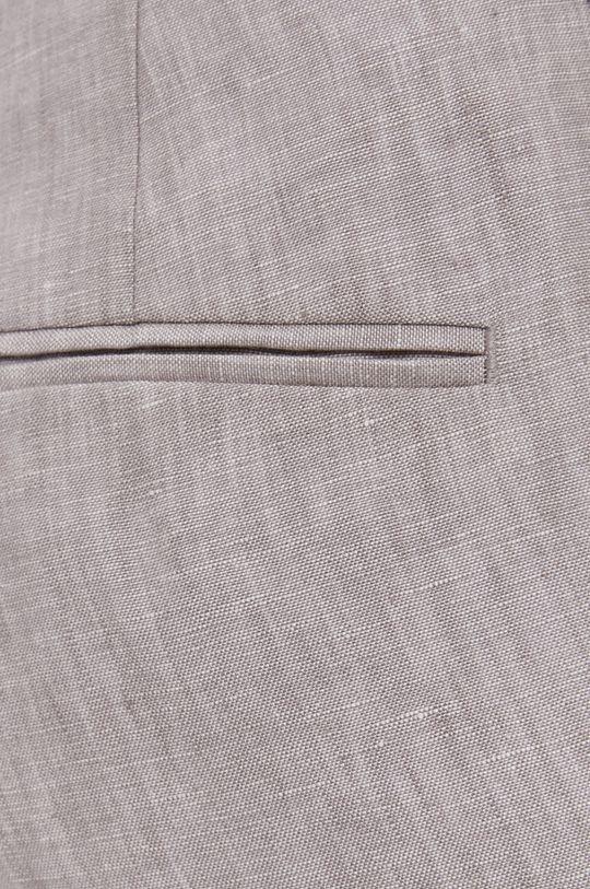 světle šedá Tiger Of Sweden - Kalhoty