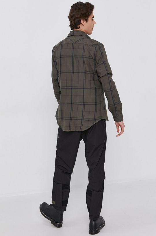 G-Star Raw - Kalhoty  Podšívka: 50% Organická bavlna, 50% Recyklovaný polyester Hlavní materiál: 100% Bavlna