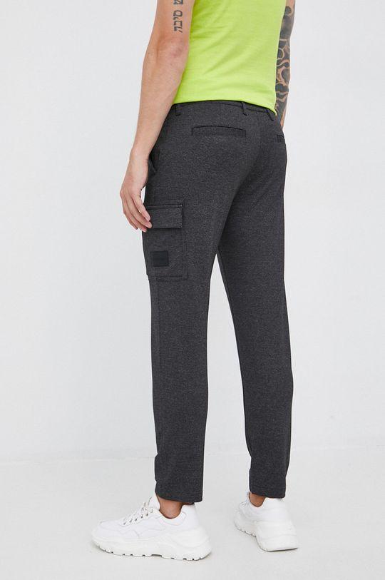 Calvin Klein - Spodnie 5 % Elastan, 50 % Poliester, 45 % Wiskoza