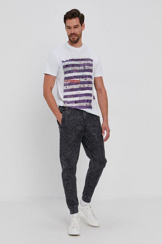 Desigual - Pantaloni gri