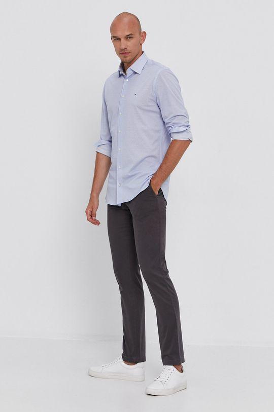 Tommy Hilfiger - Kalhoty šedá