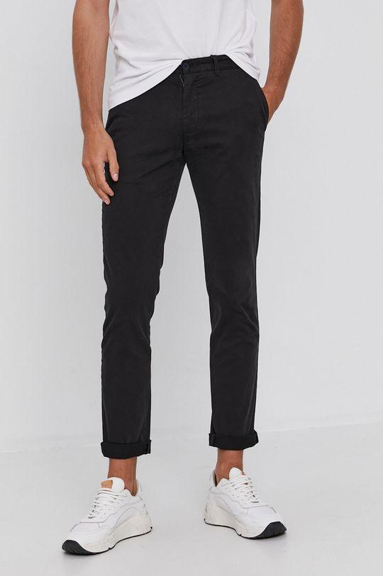 černá Tommy Hilfiger - Kalhoty Pánský