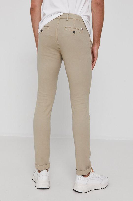 Tommy Hilfiger - Spodnie 67 % Bawełna, 2 % Elastan, 31 % Lyocell