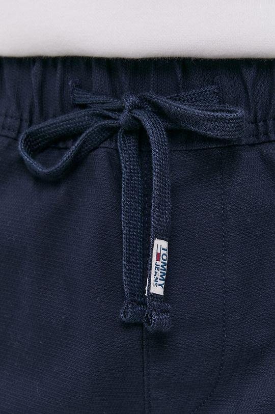 námořnická modř Tommy Jeans - Kalhoty