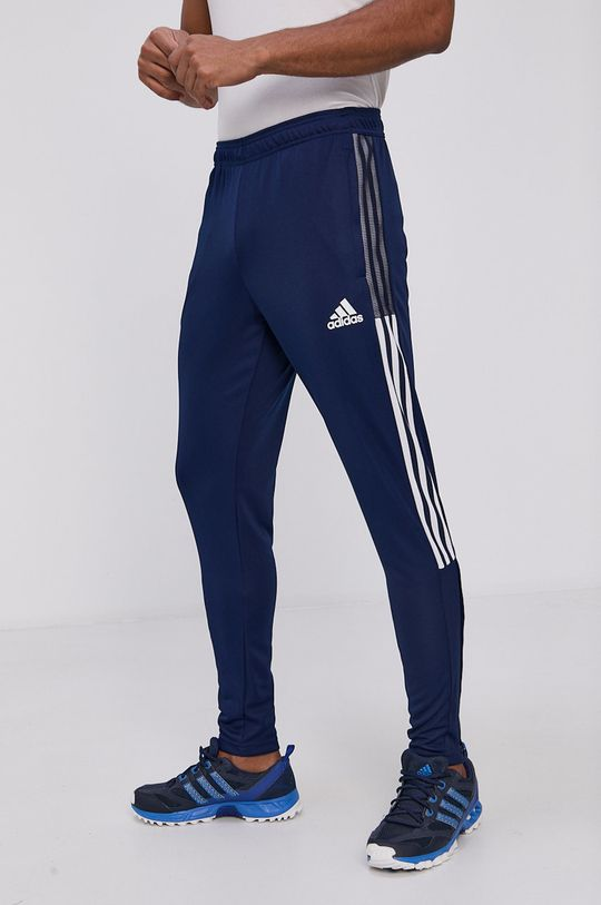 adidas Performance - Spodnie granatowy