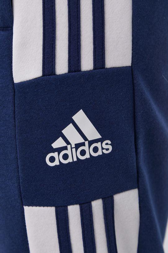 granatowy adidas Performance - Spodnie