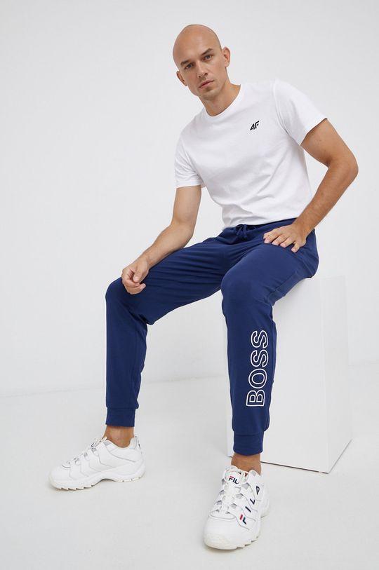 σκούρο μπλε Boss - Παντελόνι πιτζάμας Ανδρικά