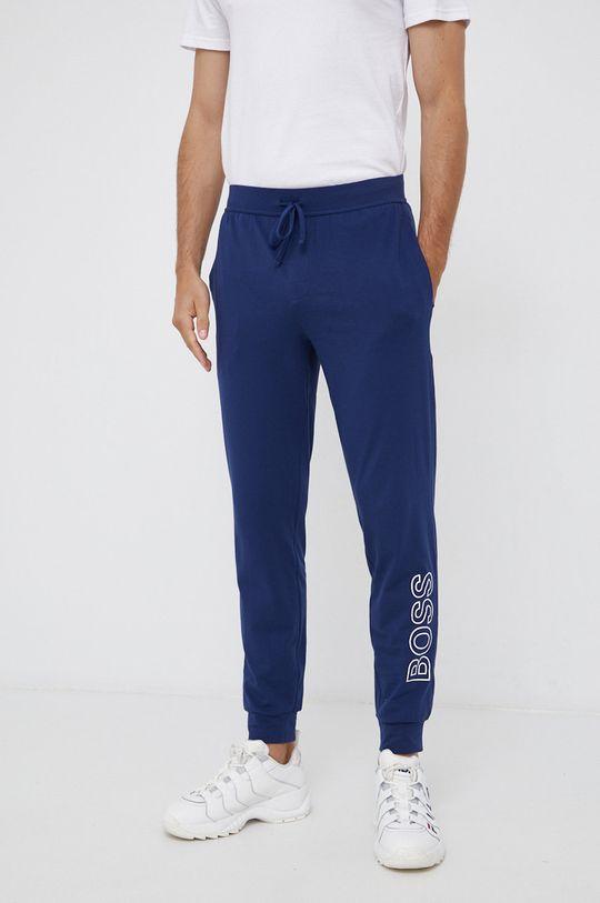 Boss - Παντελόνι πιτζάμας σκούρο μπλε