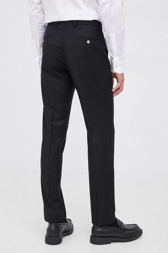 Boss - Spodnie Podszewka: 100 % Wiskoza, Materiał zasadniczy: 1 % Elastan, 99 % Wełna dziewicza