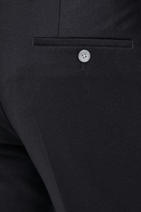 czarny Boss - Spodnie