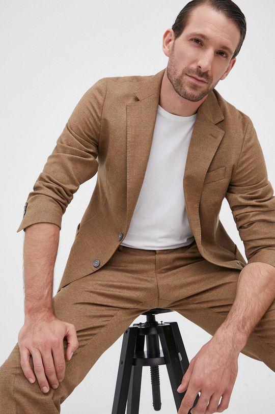 bej Boss - Pantaloni