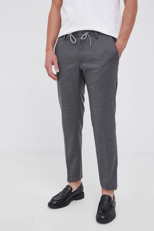 gri Boss - Pantaloni De bărbați