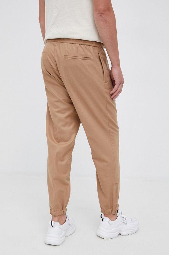 Boss - Spodnie Podszewka: 100 % Bawełna, Materiał zasadniczy: 100 % Wełna