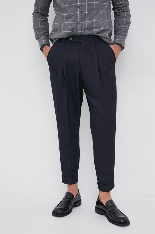 σκούρο μπλε Boss - Παντελόνι Ανδρικά