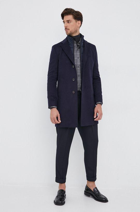 Boss - Παντελόνι σκούρο μπλε