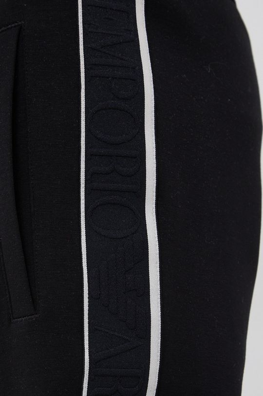 μαύρο Emporio Armani - Παντελόνι