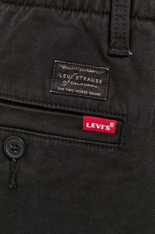 czarny Levi's - Spodnie