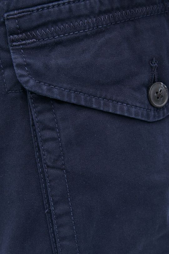 granatowy Boss - Spodnie Boss Casual