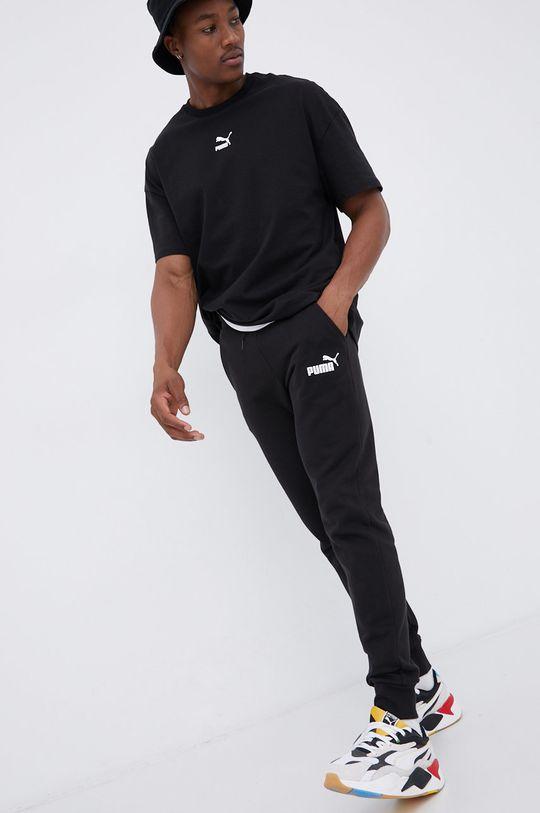 Puma - Spodnie czarny