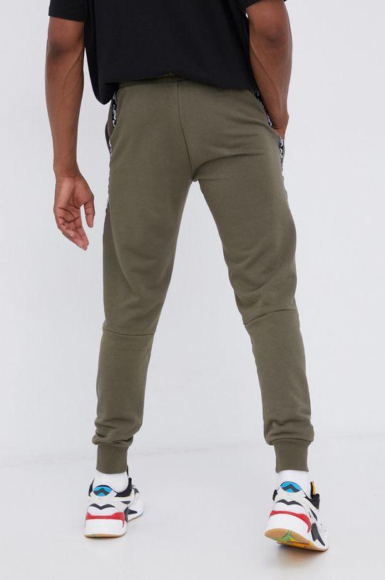 Puma - Spodnie zielony